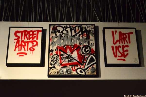 L'Activist, exposition à Lespas ©Onery-SARI