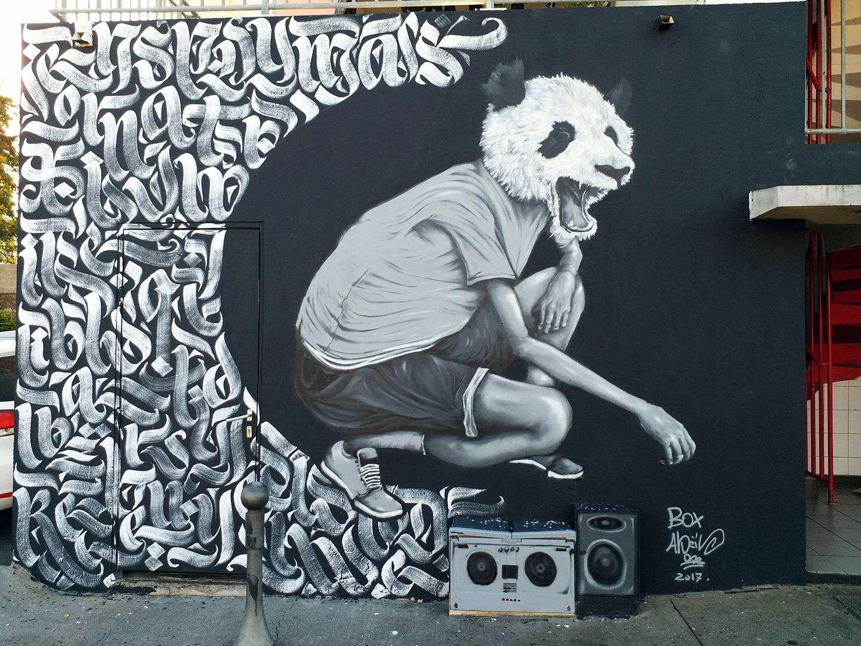 Jace en interview pour le Festival Réunion Graffiti 2020