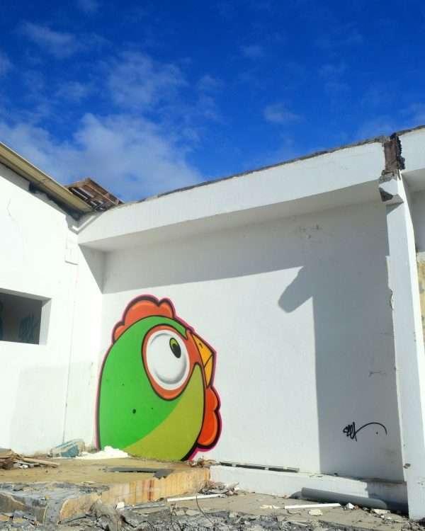 Ceet ©Ceet - Street art Ile de la Réunion